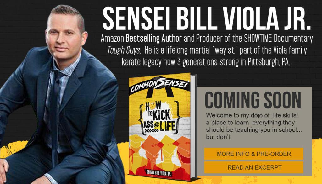 bill viola jr CommonSensei
