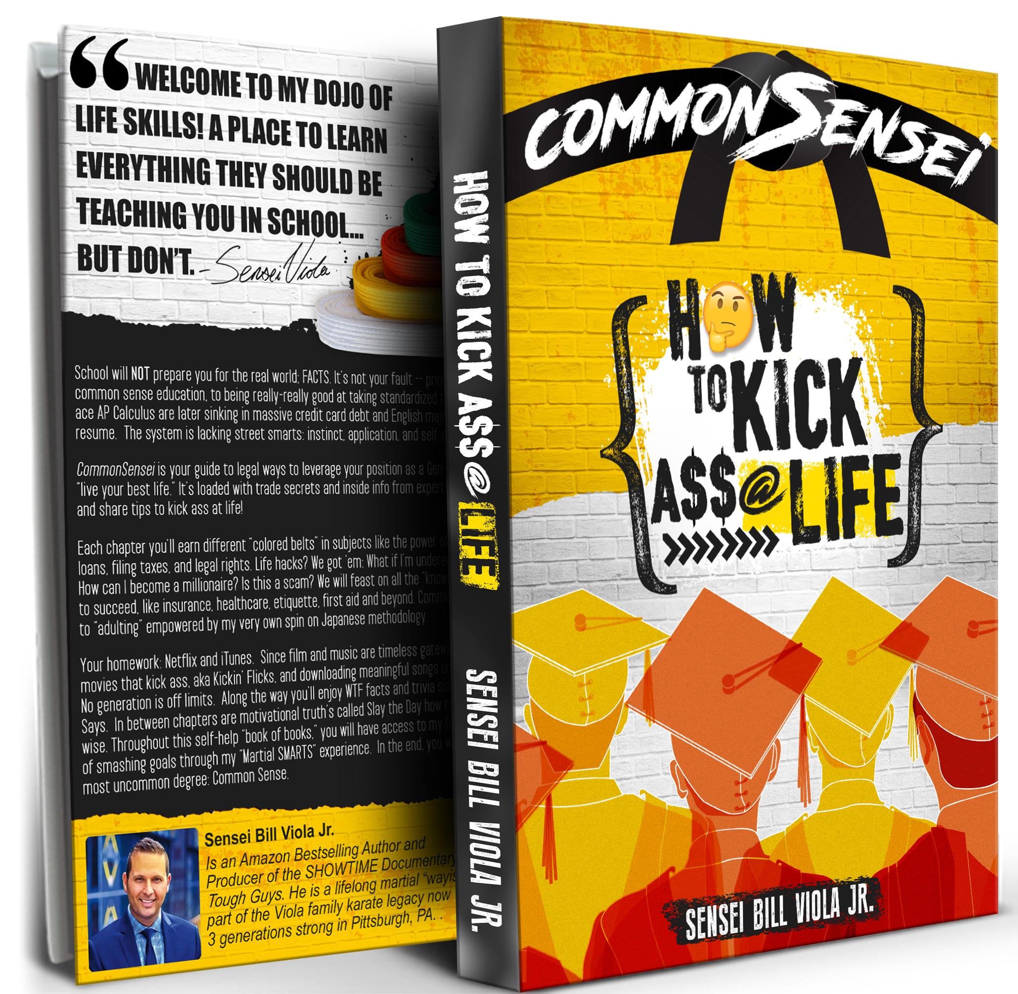commonsensei book